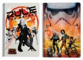 Caderno A4 Star Wars Rebels Rule