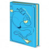 Caderno A5 Aladino Disney