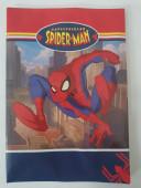 Caderno A5 Pautados Spiderman