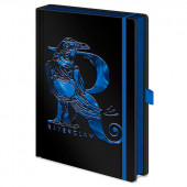 Caderno A5 Premium Harry Potter Ravenclaw