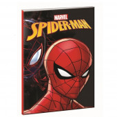 Caderno A5 Spiderman