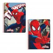 Caderno A5 Ultimate Spider-Man Marvel