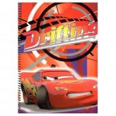 Caderno Cars Disney A4 Sortidos