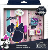 Caderno Decorativo Minnie