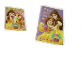 Caderno Disney Princesas  80F Capa Dura - Palace Pets