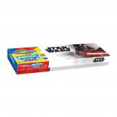 Caixa 12 Cores Pintura Star Wars Colorino