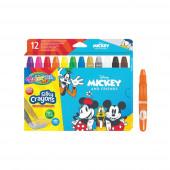 Caixa 12 Crayons Mickey Colorino