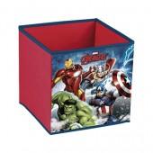 Caixa Arrumação Avengers