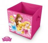 Caixa Arrumação das Princesas Disney