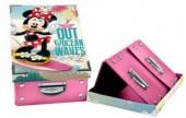 Caixa arrumação Disney Minnie Waves