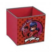 Caixa Arrumação Ladybug