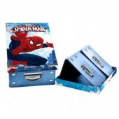 Caixa arrumação Spiderman