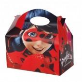 Caixa Brinde Ladybug