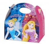 Caixa Brinde Princesas Disney
