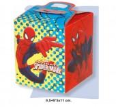 Caixa Brinde Spiderman