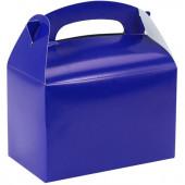 Caixa Brindes Azul 17cm