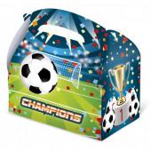 Caixa brindes Futebol