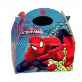 Caixa Brindes Spiderman Homem-Aranha