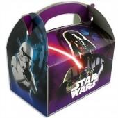 Caixa brindes Star Wars