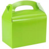Caixa Brindes Verde Kiwi