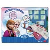 Caixa carimbos Frozen