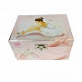 Caixa de Música Bailarina Brilhante