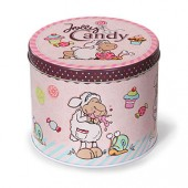 Caixa decorativa metal Jolly Candy Nici