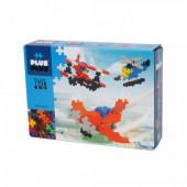 Caixa Plus-Plus Basic Aviões 170 peças