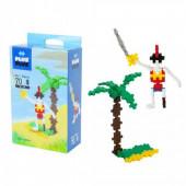 Caixa Plus-Plus Basic Pirata 70 peças