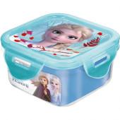Caixa Recipiente Quadrado Frozen 2 - 290ml