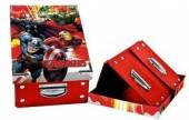 Caixa rectangular dobrável Avengers