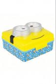 Caixa Sanduicheira 3D Minions