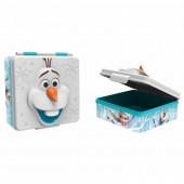 Caixa Sanduicheira 3D Olaf Disney