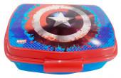 Caixa Sanduicheira Avengers Marvel