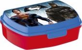 Caixa Sanduicheira DC Superman VS Batman