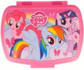 Caixa sanduicheira My Little Pony
