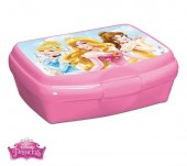 Caixa sanduicheira plástico de Princesas Disney