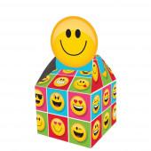 Caixas cartão Brindes Emojis - 8 Und