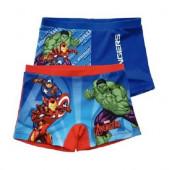 Calção Banho Boxer Avengers Heroes Sortido