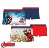 Calção Banho Boxer Avengers Marvel Sortido