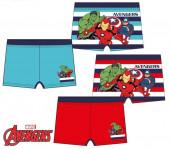 Calção Banho Boxer Avengers Stripes Sortido