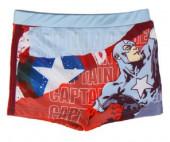 Calção Banho Boxer Capitão América Marvel