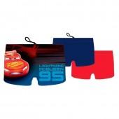 Calção Banho Boxer Faísca Cars - Sortido