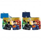 Calção Banho Boxer Liga da Justiça DC Comics Sortido