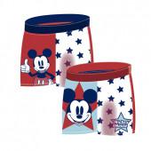 Calção Banho Boxer Mickey Estrelas Sortido
