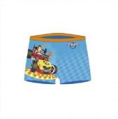 Calção Banho Boxer Mickey Racers