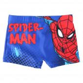 Calção Banho Boxer Spiderman Azul