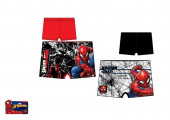 Calção Banho Boxer Spiderman Black&White Sortido