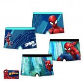 Calção Banho Boxer Spiderman Blue for Summer Sortido