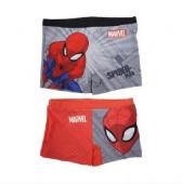Calção Banho Boxer Spiderman City Sortido